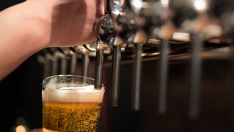 A craft beer movement is taking off in Lansing.