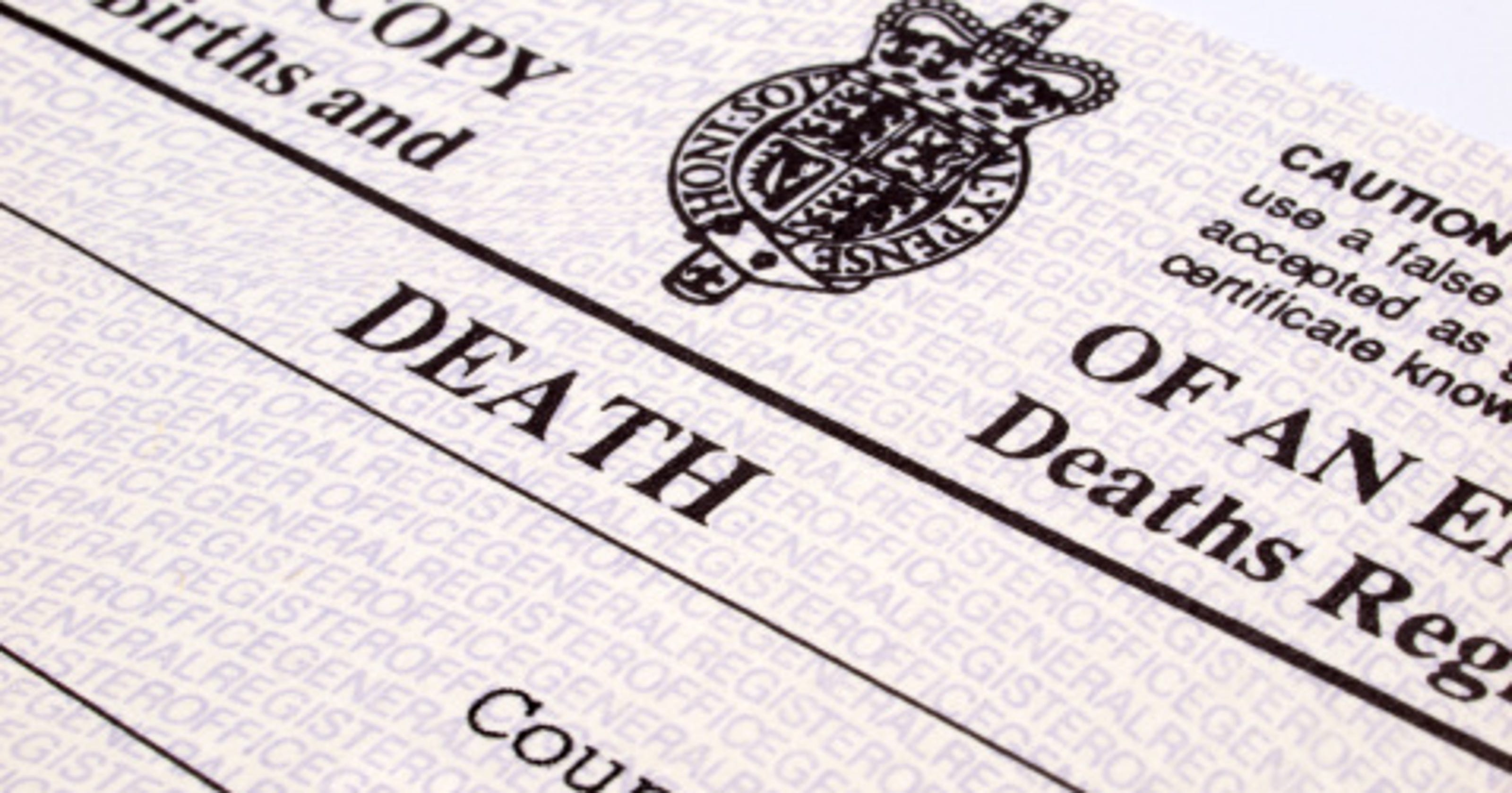 Public Record Causes Of Death In Evansville July 31 Aug 5
