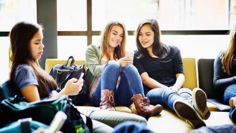 While social media connects teens, it also opens them to bullying, limits in-person contact, provides unrealistic views of others' lives, distracts them, and exposes them to peer pressure.