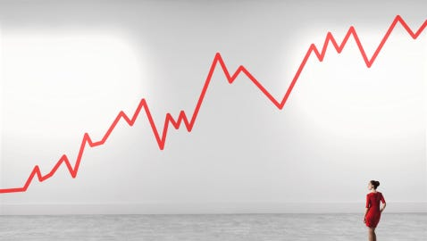 As the stock market marches on, setting new highs, some investors are starting to feel a little stress.
