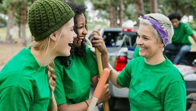 Volunteer activities allow you to enrich your own life while also improving the lives of others.