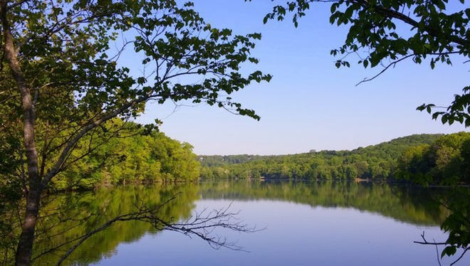 Radnor Lake is an outdoor oasis just minutes from downtown Nashville.