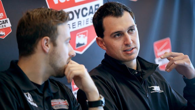 Graham Rahal and James Hinchcliffe are among the Honda drivers who have struggled to find the sweet spot with the manufacturer's new IndyCar aero kit.
