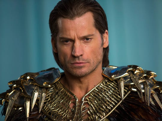 This image released by Lionsgate shows Nikolaj Coster-Waldau