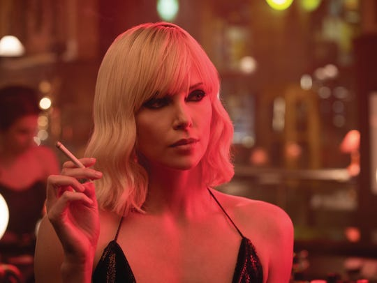Charlize Theron gets lethal in 'Atomic Blonde.'