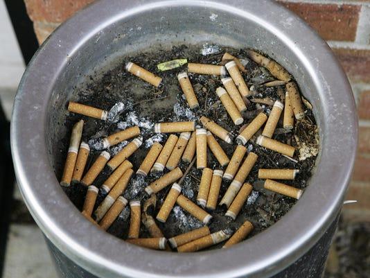 AP A NE USA Smoking Ban