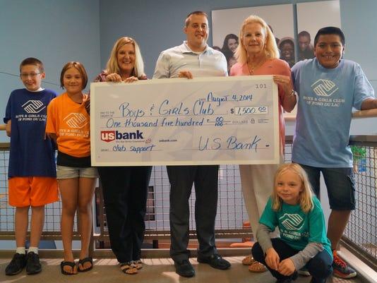 US Bank donation check.JPG