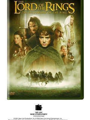 """Teens can see all the """"Lord of the Rings"""" movies at the Marathon County Public Library on Tuesday, Dec. 30."""