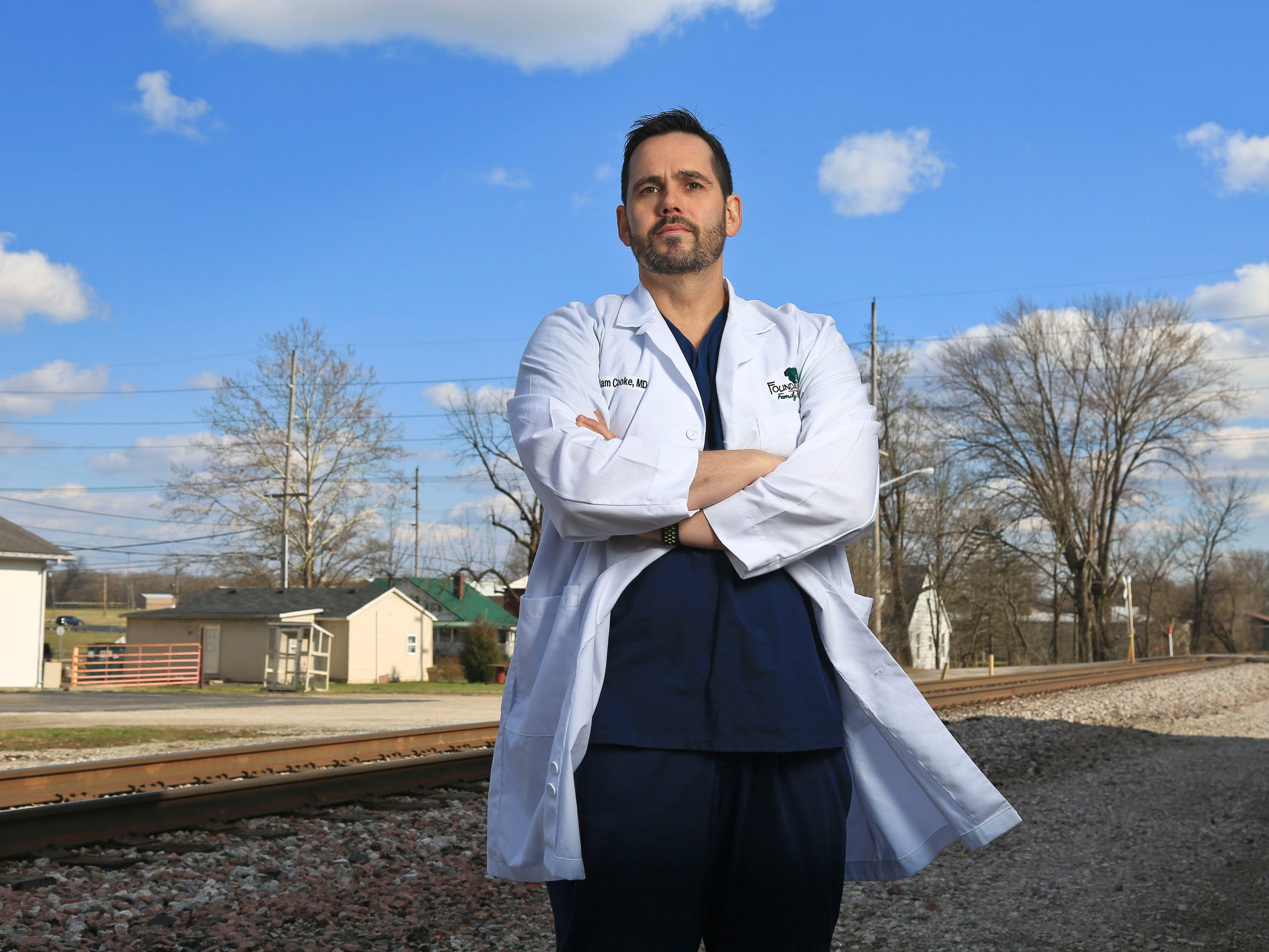 Dr Will Cooke Has Been The Lone Doctor In Austin Who