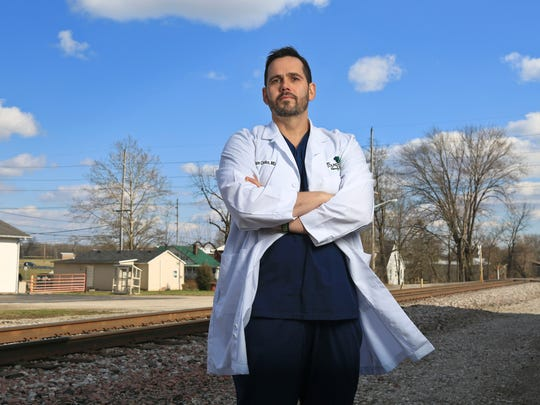 Dr. Will Cooke has been the lone doctor in Austin who has been treating those with HIV and AIDS.