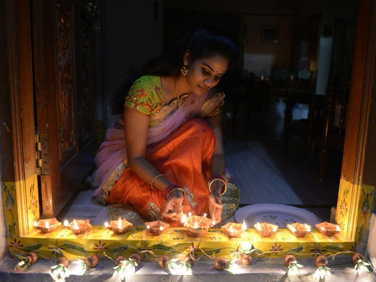 INDIA-RELIGION-HINDU-DIWALI