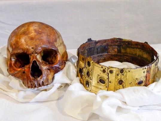 AP Sweden King's Bones