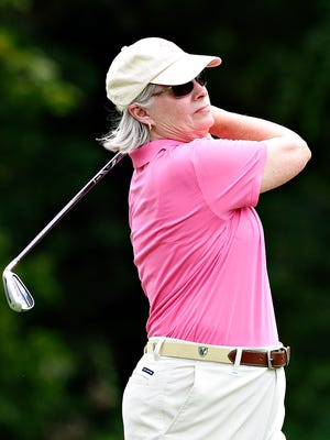 Connie Shorb, of Spring Garden Township, will go for her 32nd WYCAGA championship on Thursday when she faces Amy Kennedy in the finals for a second consecutive year. Dawn J. Sagert photo