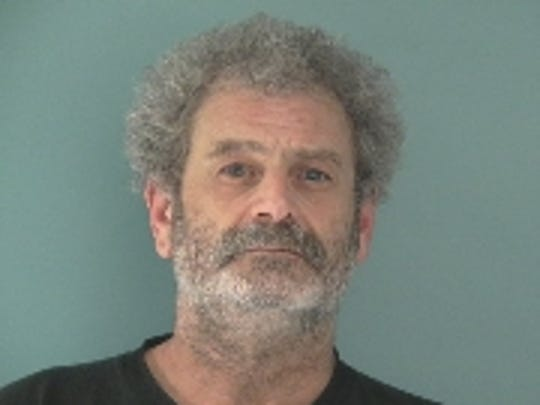 Richard Lee Selby, 56, of Dallas, charged with unlawful possession of methamphetamine following a drug bust by Polk County Sheriff's deputies July 18.