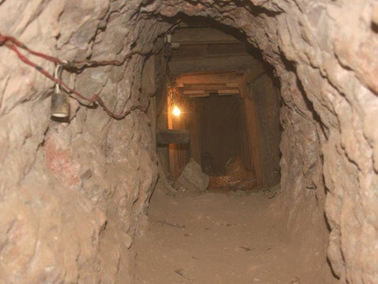Largest-ever drug tunnel in Nogales found