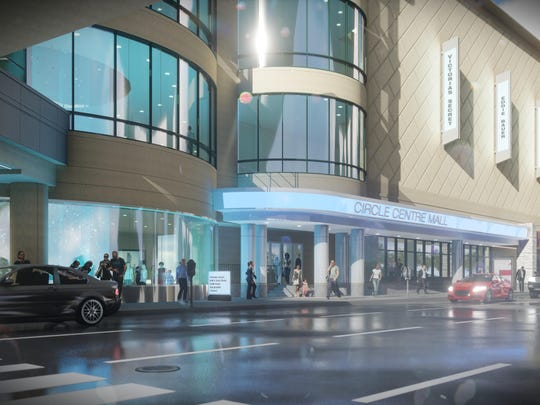 Circle Centre mall is planning a multimillion-dollar renovation.