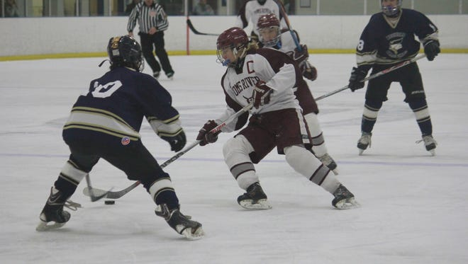 Mike Caufield (64) of Toms River South