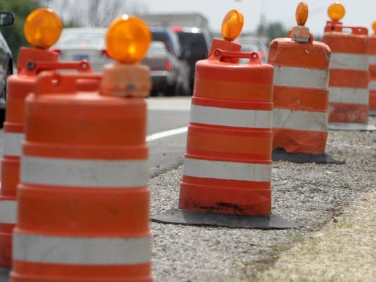 More construction coming to I-75 in Oakland County on Aug  12