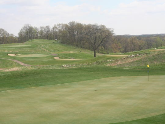 Stoatin Brae is one of the newest golf courses in the