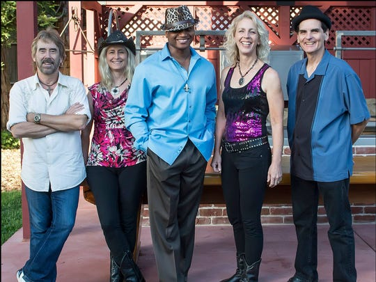 Laurie Morvan Band will take the stage at the Hong