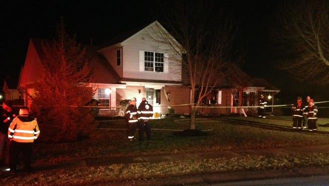An early morning fire claimed a woman's life on Indianapolis' south side on Wednesday.