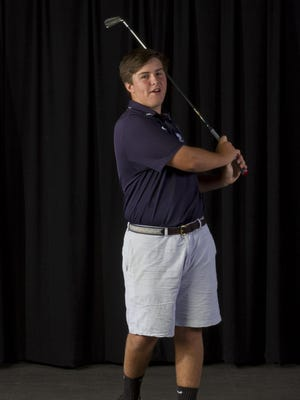 Chris Gotterup of Christian Brothers Academy is the 2015 All-Shore Boys Golfer of the Year.