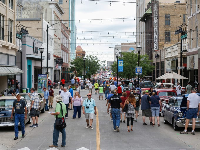 Scenes from the 7th Annual Birthplace of Route 66 Festival
