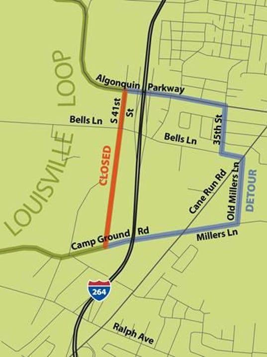 Segment Of Louisville Loop To Close Temporarily