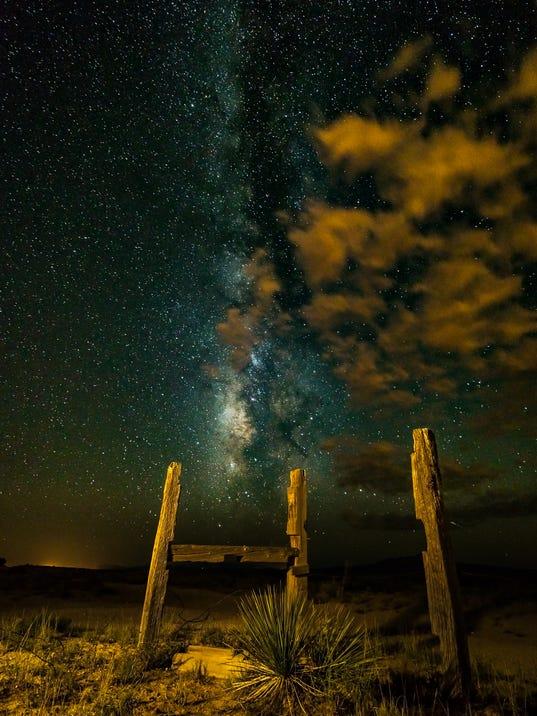 desert nights NM Mag photos