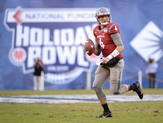Luke Falk (Couch column)