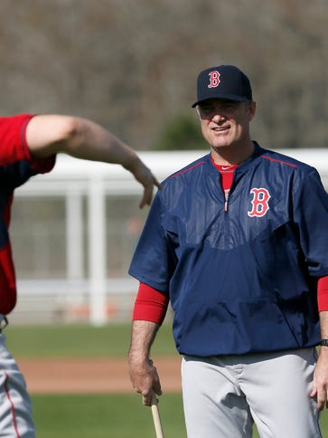 Red Sox manager John Farrell will try to win the AL
