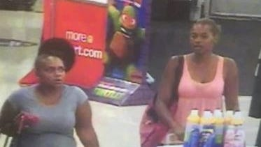 Springettsbury Township Police are seeking help to identify two women after a retail theft at Kmart.