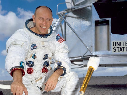 NASA Astronaut Alan Bean.
