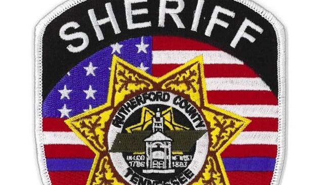 Rutherford County Sheriff's Office patch
