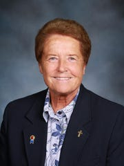 Lynn Winsor has worked at Xavier since 1974 and has