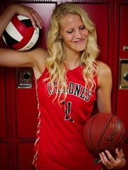 Harlan's Jess Schaben is the 2015 Des Moines Register