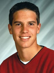 Kyle Jasieniecki was a standout on the Milford tennis