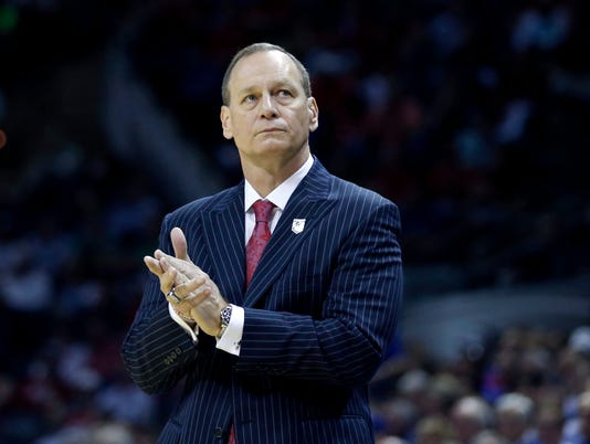 NCAA Basketball: NCAA Tournament-2nd Round-Creighton vs Louisiana-Lafayette