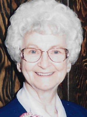 Marjorie Mae Lee