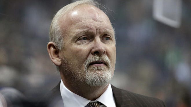 Lindy Ruff, who led the Buffalo Sabres and Dallas Stars, is the new coach of the New Jersey Devils.