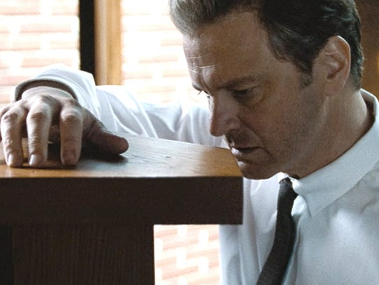 """Colin Firth stars as George in """"A Single Man"""" (2010)."""
