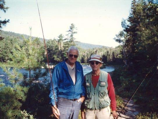 Claude Jr. Travis (left) and Albert Travis (right)