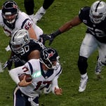 Texans focused on moving on after tough loss to Oakland