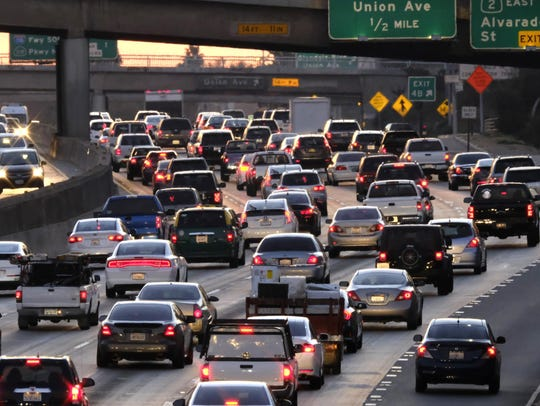 Gridlock, tailpipe pollution and smoggy air have come