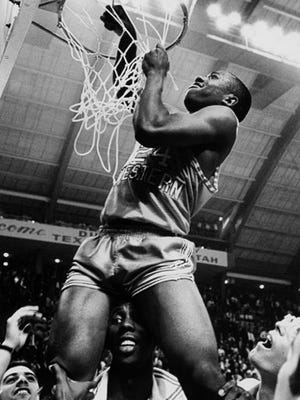 Willie Worsley from the 1966 Texas Western championship team.