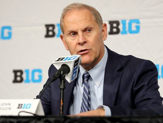 Big Ten Basketball Media Day