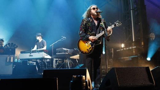 My Morning Jacket will be coming to Iroquois Amphitheater Thursday and Friday this week.