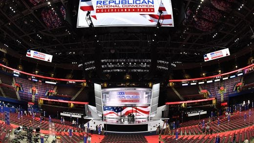 The 2016 Republican National Convention