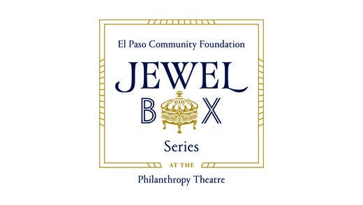 The El Paso Community Foundation is accepting submissions for its annual Jewel Box Series at the Philanthropy Theatre inside the Plaza Theatre.