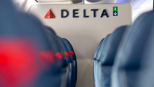 Technology issues caused major travel glitches for Delta Air passengers.